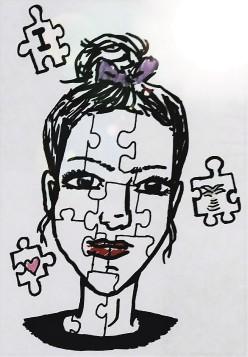 Persönlichkeit-Puzzle-Blog-Summe meiner Erfahrungen- Warum mein Blog noch keine Nische braucht- Twistheadcats