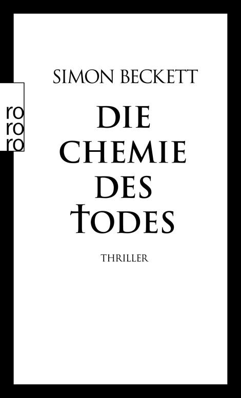 Die Chemie des Todes Simon Beckett Buchtipp TwistheadCats Blog