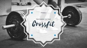 Crossfit Sportarten test