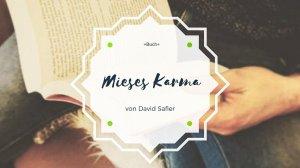 Mieses Karma von David Safier