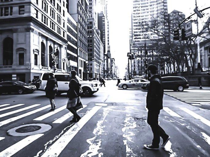 Hommage an New York